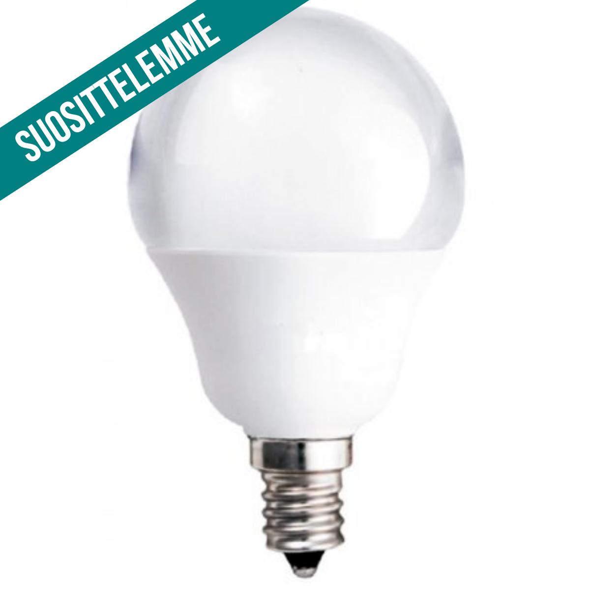 Energiatehokkaat led–lamput tuovat valoa pimeyteen