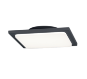 Trave kattovalaisin IP54 LED 18W musta