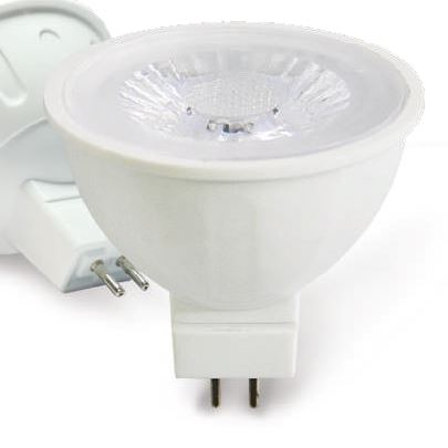 LED-lamppu A5 MR16 GU5.3 3W 3000K