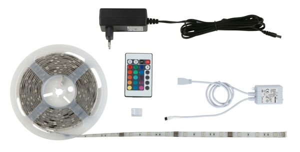 Superline RGB LED-nauha 3m 14,4W