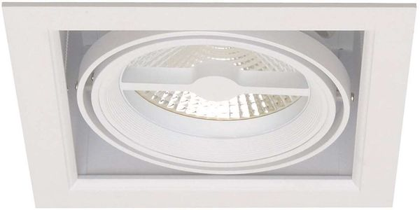 Alasvalo MD-250 LED 1x10W Valk 230V IP21
