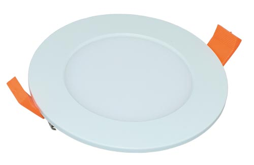 LED-alasvalo 6W Ø120 mm 4000K asennusreikä Ø107mm