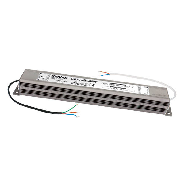 TRETO LED 30W LED-virtalähde IP66 12V
